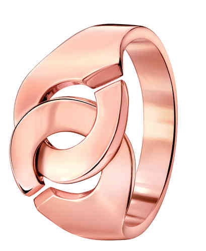 Menottes R16 18K Rose Gold Ring