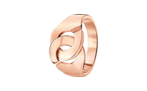 Menottes R12 Rose Gold Ring